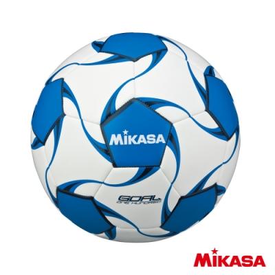 MIKASA 合成皮手縫足球 5號球