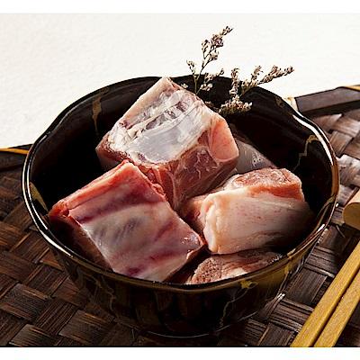 統一生機 豬小排丁(200g)