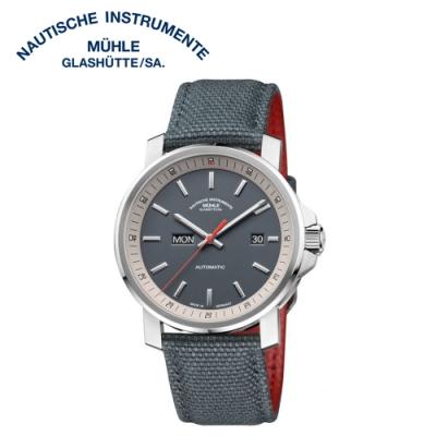 格拉蘇蒂-莫勒Sporty Instrument Watches 29er帆船運動系列M1-25-34-NB 機械男錶
