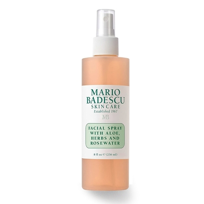 Mario Badescu 玫瑰保濕噴霧  Facial Spray With Aloe, Herbs and Rosewater  236ml