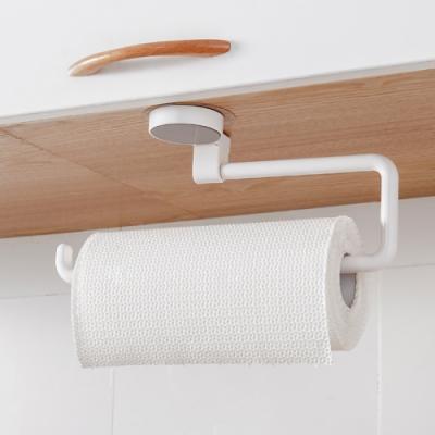 EZlife廚房紙巾旋轉掛架3入組(贈調光造型燈)
