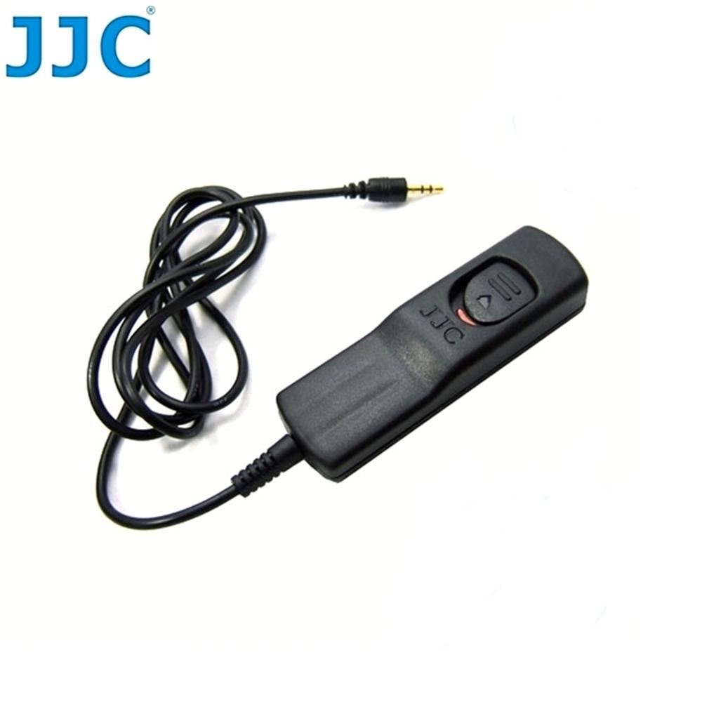 JJC副廠Canon快門線Pentax快門線MA-C附PC同步線孔(相容佳能原廠RS-60E3快門線和賓得士原廠CS-205快門線)