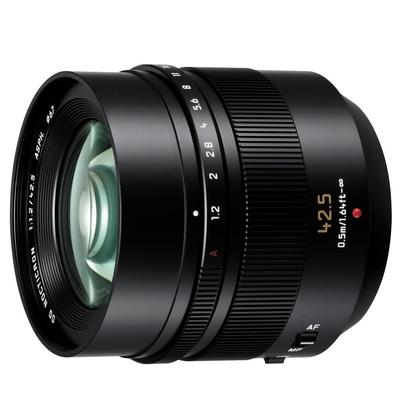 Panasonic LEICA DG NOCTICRON 42.5mm F1.2 ASPH. POWER O.I.S.特大光圈 定焦鏡頭 公司貨