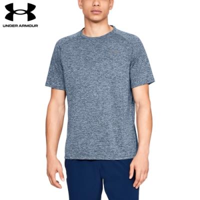 【UNDER ARMOUR】男 Tech 2.0短T-Shirt