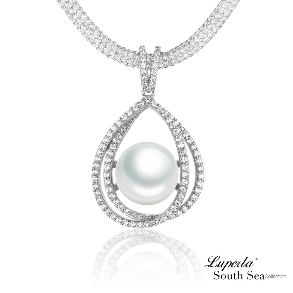 大東山珠寶 南洋白珍珠項鍊 極致奢華 璀璨之星