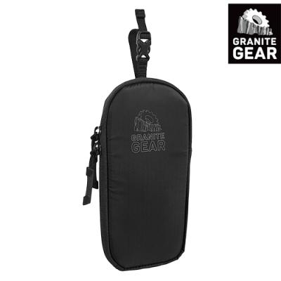 Granite Gear 1000152 Add-on Pocket 拉鍊式多功能口袋收納包 / 黑色