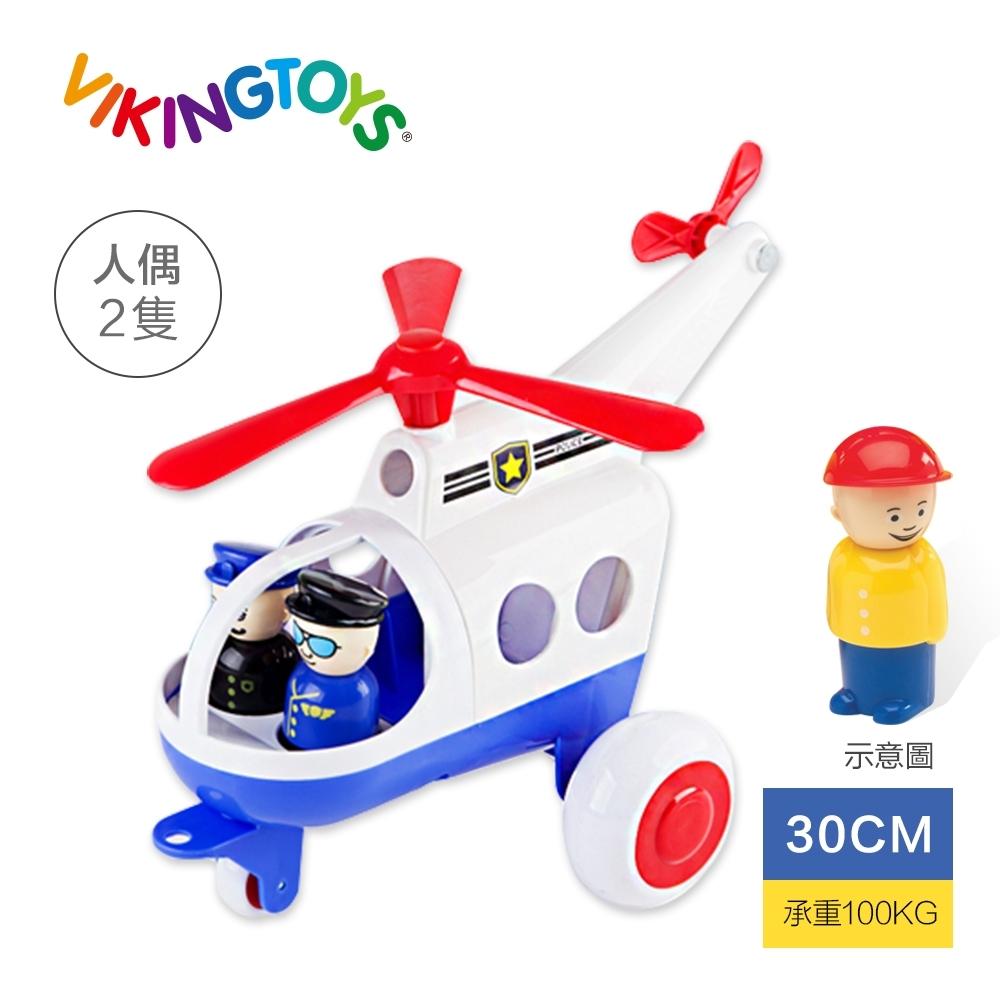 【瑞典 Viking toys】Jumbo救援特搜隊-30cm