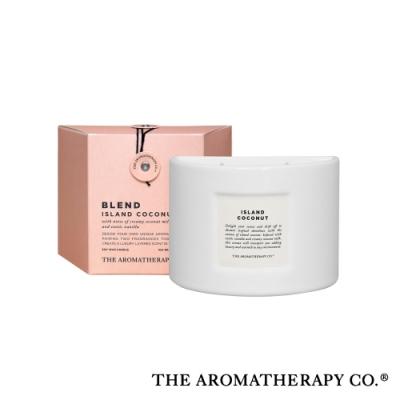 The Aromatherapy Co. 紐西蘭天然香氛 Blend混調系列 島嶼椰子 Island Coconut 280g 香氛蠟燭