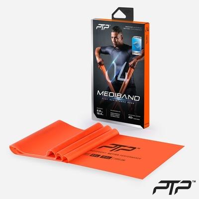 PTP 阻力訓練 彈力帶 L4 (8.8公斤) Mediband Heavy, OS