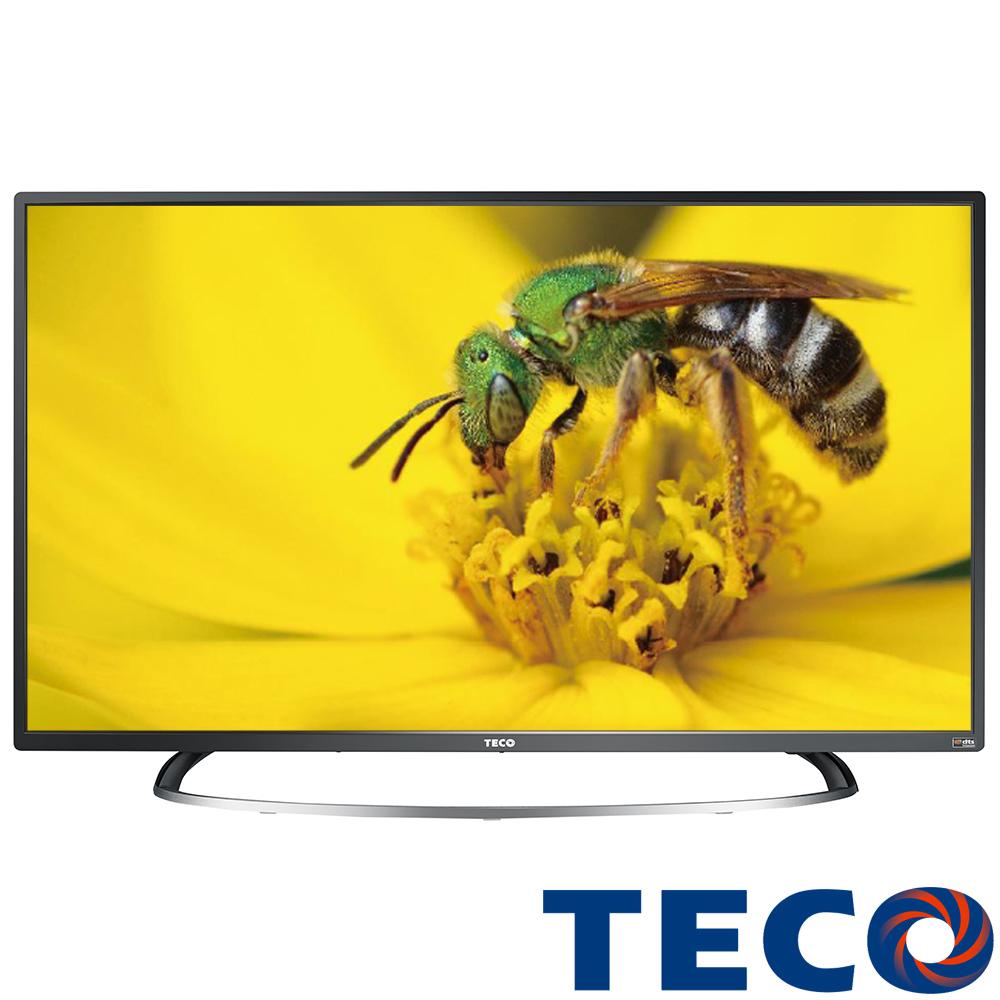 福利品-TECO東元 55吋 LED液晶顯示器+視訊盒 TL55A1TRE @ Y!購物