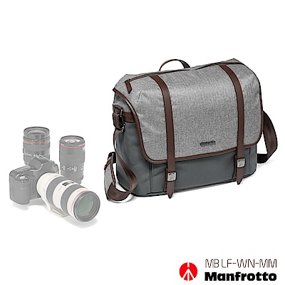 Manfrotto 溫莎系列郵差包 M Windsor Messenger M
