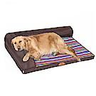 寵愛有家-中大型犬四季可拆洗雙面靠沙發墊
