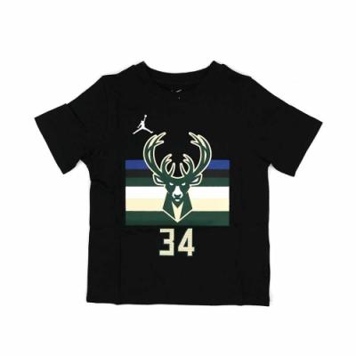 NIKE NBA Statement Edition 兒童 短袖上衣 公鹿隊 Antetokounmpo
