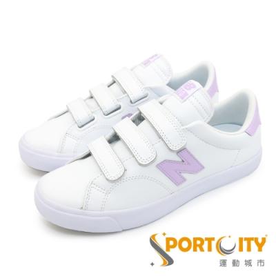 NEW BALANCE 經典女休閒鞋 白 AM210VMP-D