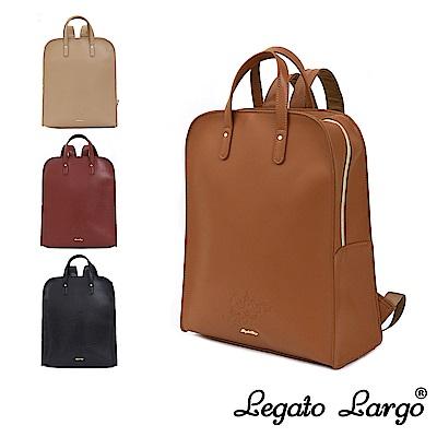Legato Largo 迪士尼DISNEY聯名款 復古經典米奇米妮立體剪裁後背包