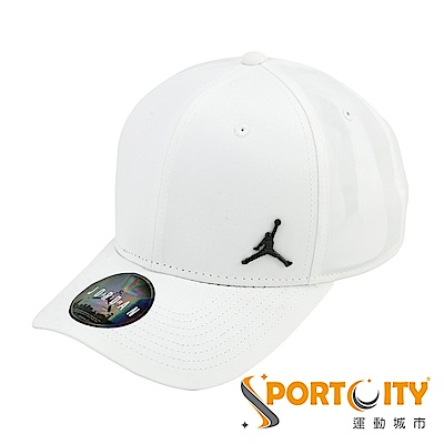 NIKE JORDAN 運動帽 白色 899657100