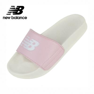 【New Balance】韓國涼拖鞋_中性_奶油粉_SD1101IPK-M楦