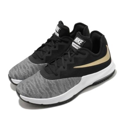 Nike 籃球鞋 Air Max Infuriate 男鞋 氣墊 避震 包覆 運動 球鞋 穿搭 黑 金 AJ5898002