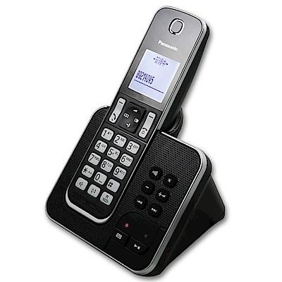 Panasonic國際牌DECT數位答錄無線電話 KX-TGD320