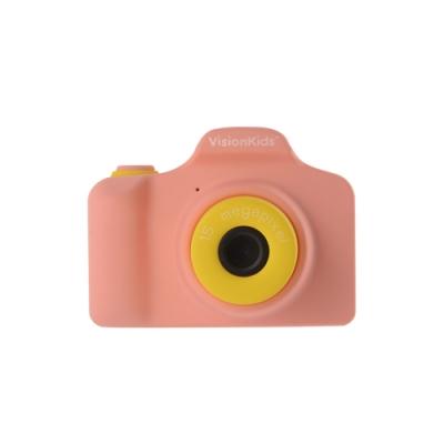 VisionKids - Happi CAMU 兒童攝影相機 | 粉紅色