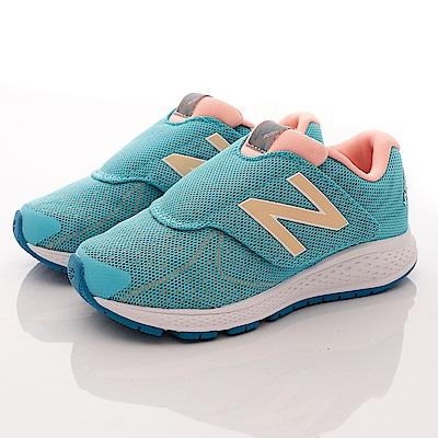 零碼-17.5cm NewBalance童鞋 機能鞋款RUSVBP蘋果綠