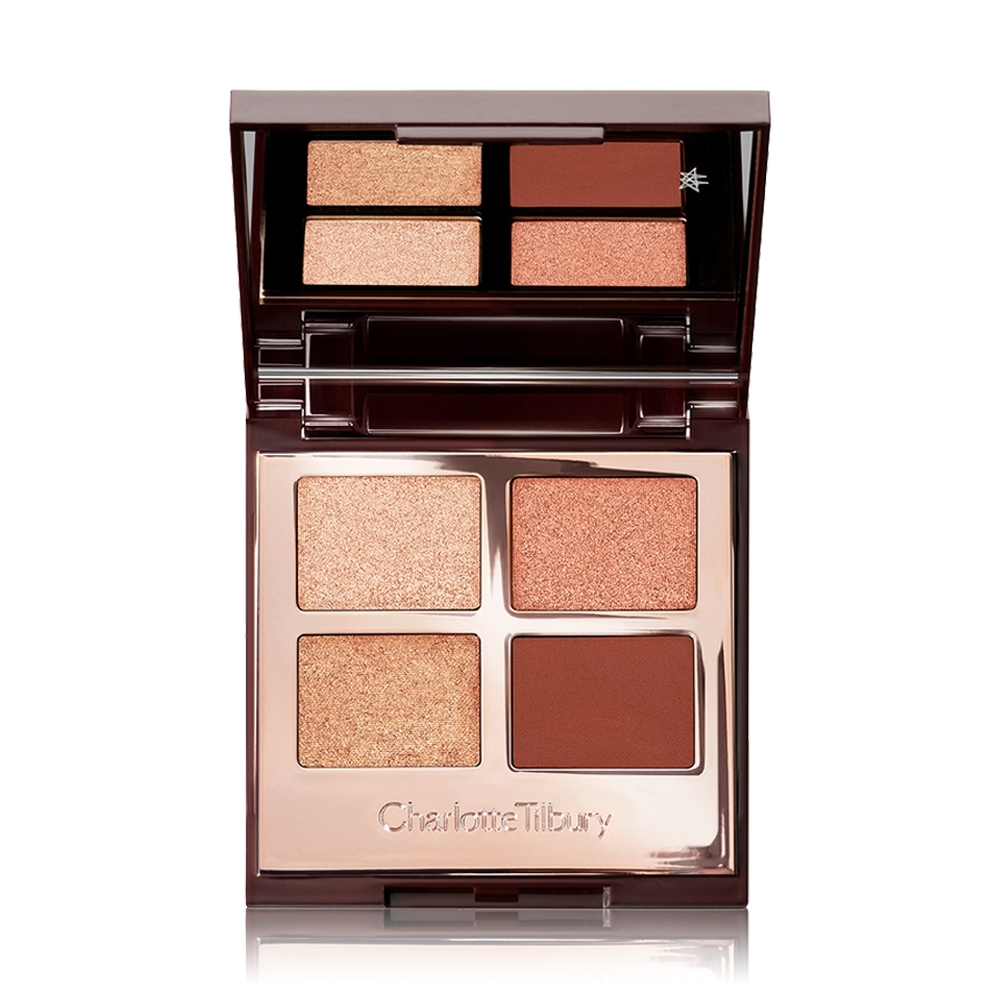 Charlotte Tilbury 華麗4色眼影盤 #Copper Charge 5g product image 1