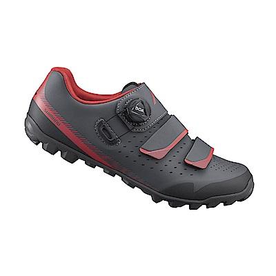 【SHIMANO】ME4 女性登山車林道越野車鞋 灰色