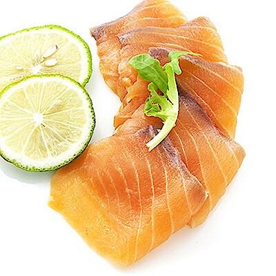 馬姐漁舖 主廚嚴選煙燻鮭魚片
