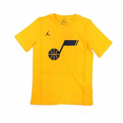NIKE NBA Statement Edition 青少年 短袖T恤 爵士隊