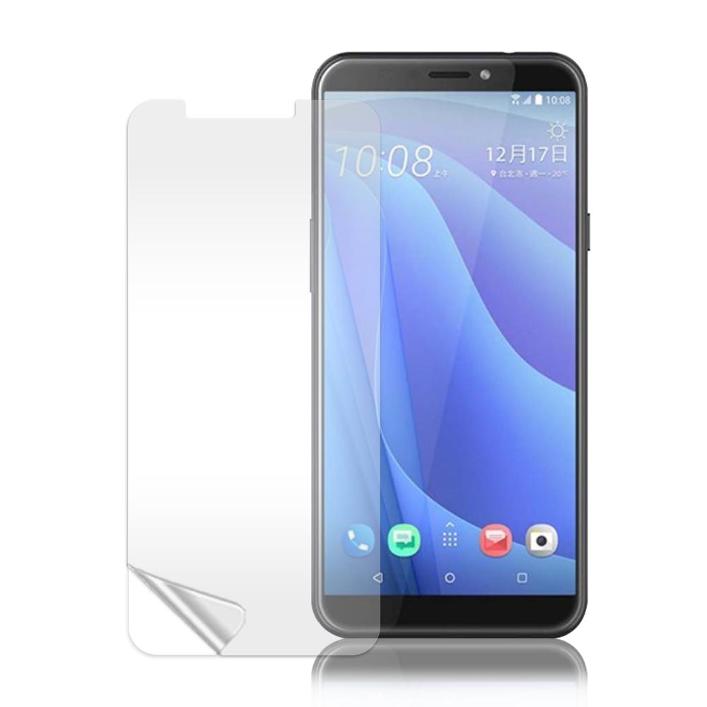 VXTRA HTC Desire 12s 高透光亮面耐磨保護貼 保護膜