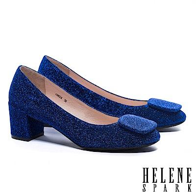 高跟鞋-HELENE-SPARK-前衛時髦方飾金蔥