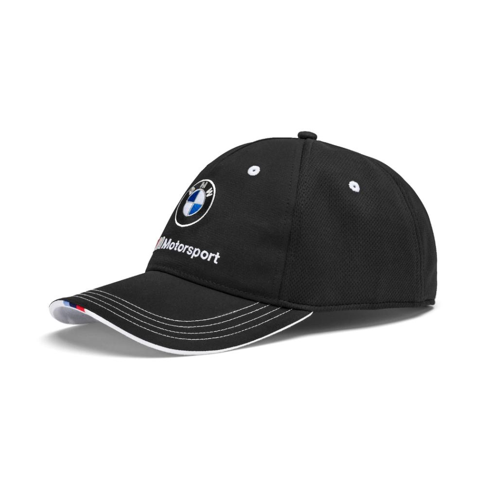 PUMA-男女BMW M Motorsport棒球帽-黑色