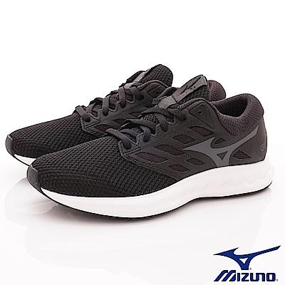 Mizuno美津濃-WAVE X10慢跑鞋-D198209黑女段