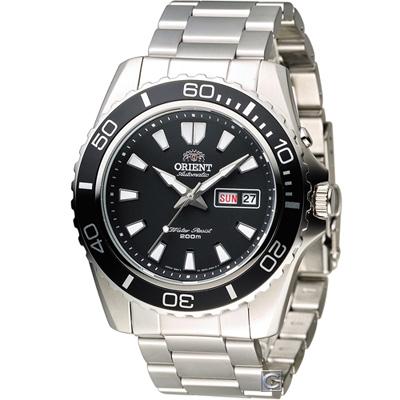 ORIENT 200米怒海潛將潛水錶(FEM75001B)