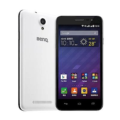 【福利品】BenQ B50 (1G/8G) 5吋四核LTE全頻智慧型手機