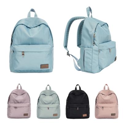 J II 後背包-經典水洗大容量後背包-淺藍色-6388-16