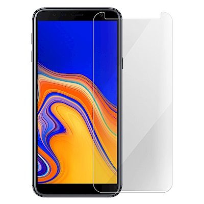 Metal-Slim Samsung Galaxy J4+ 9H鋼化玻璃保護貼