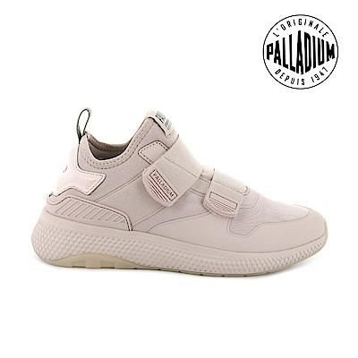 Palladium AX_EON AR SILK ST復古慢跑鞋-女-玫瑰粉