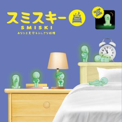 Smiski 不可思議的夜光精靈-房間遊樂園(箱購12入)