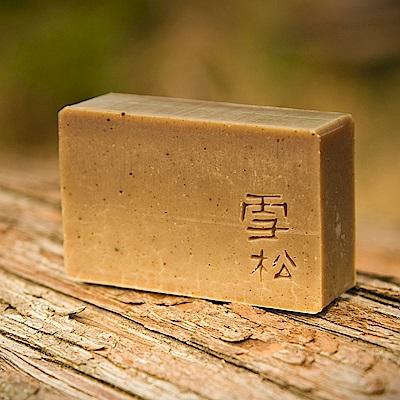文山手作皂-恬靜雪松_沐浴皂