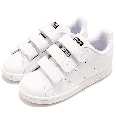 adidas 休閒鞋 Stan Smith CF I 童鞋