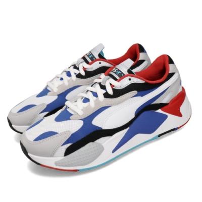 Puma 休閒鞋 RS-X3 Puzzle 運動 男女鞋
