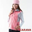 CARAVA《女款厚刷毛背心》451186