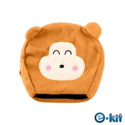 逸奇e-Kit 冬天保暖用品/可愛猴仔/保暖滑鼠墊/USB滑鼠墊/可拆洗 UW-MS33