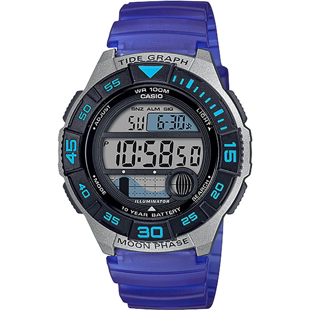 CASIO 卡西歐 海洋運動系列手錶 WS-1100H-2A