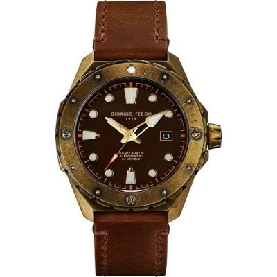 GIORGIO FEDON 1919 海行者無限海洋系列機械錶(GFCJ005)