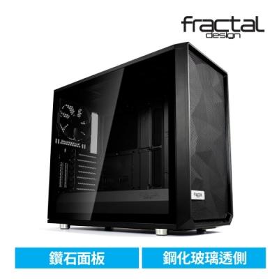 【Fractal Design】 Mehsify S2 - Dark TG 永夜黑