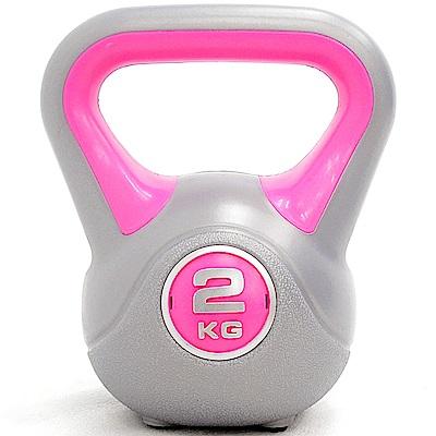 重力2KG壺鈴 2公斤壺鈴 4.4磅拉環啞鈴