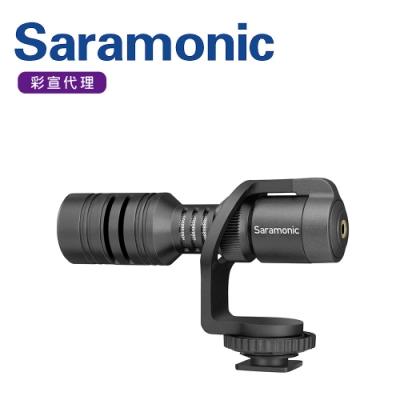 Saramonic楓笛 手機/相機超指向性電容式麥克風Vmic Mini(彩宣公司貨)
