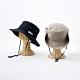 日本AUBE 可折邊抗UV登山健行防曬漁夫帽 product thumbnail 1